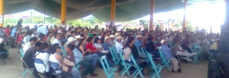 Foto - 6ª Asamblea de Afectados Ambientales