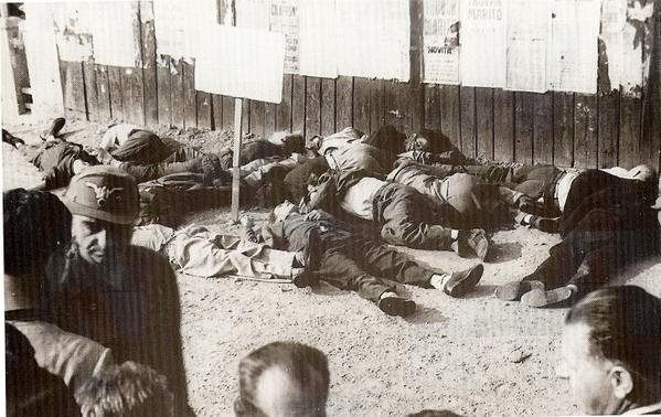 L'orrore di Piazzale Loreto e il (giusto) prezzo che i nazi ...