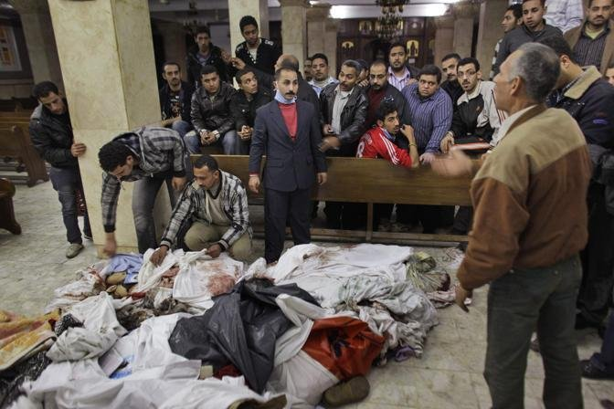 Egitto bagno di sangue dell 39 esercito global project - Bagno di sangue ...