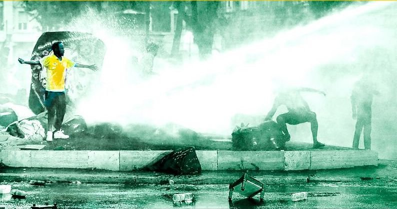 Domenica 8 ottobre, Roma - Rilanciamo il grido della resistenza meticcia
