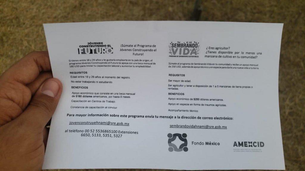 Frontiera Messico Guatemala