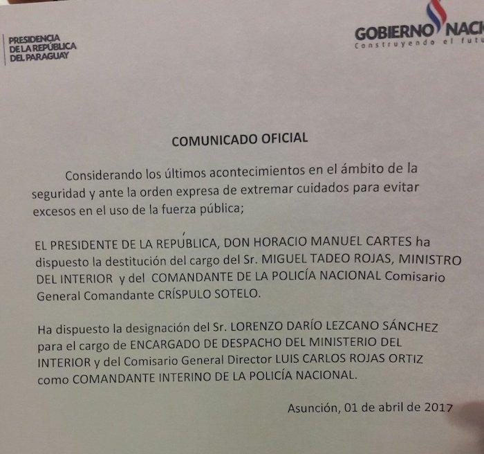 comunicati_paraguay