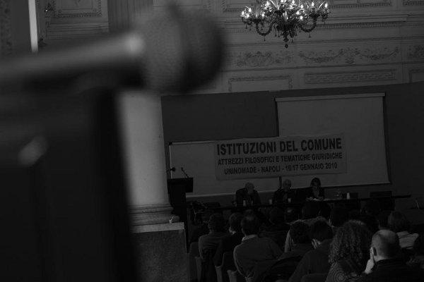 Uninomade - audio del seminario