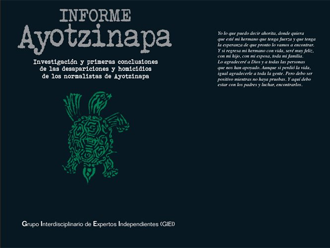 ayotzinapa essay Search the world's information, including webpages, images, videos and more google has many special features to help you find exactly what you're looking for.