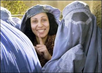 Afghanistan - Incontro con Samia Walid   Global Project