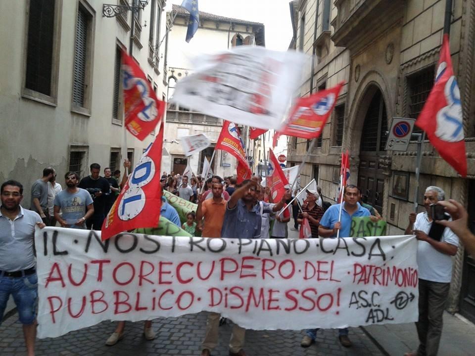 Vicenza 12 luglio la casa un diritto costruiamo dal for Piani casa a basso reddito