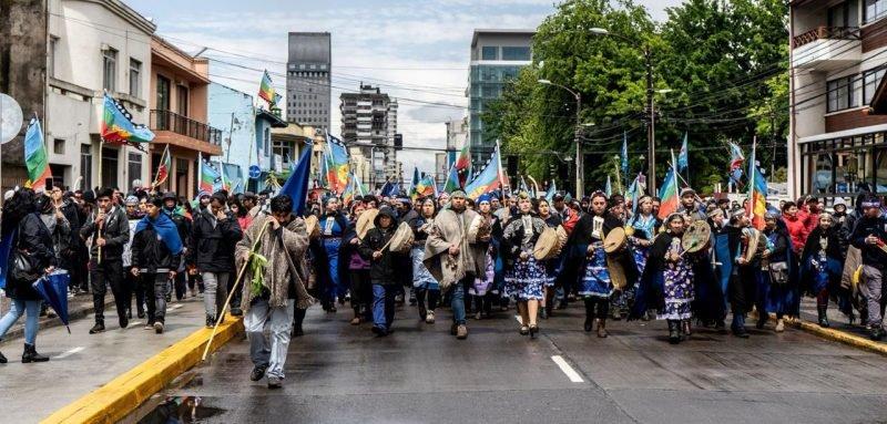 Cile Mapuche
