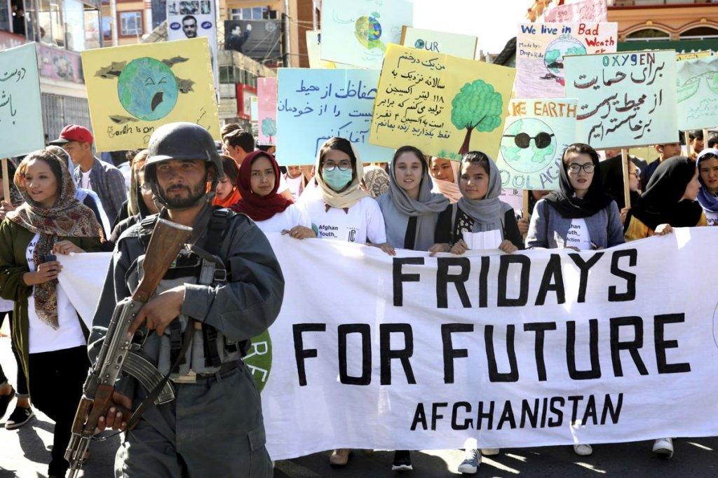 Fridays For Future Kabul