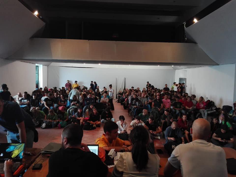FFF assemblea nazionale Napoli