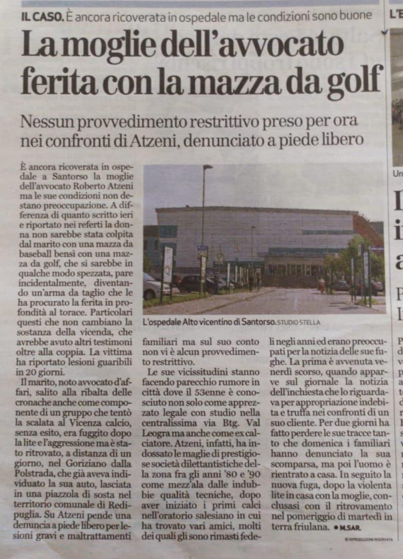 Giornale di Vicenza