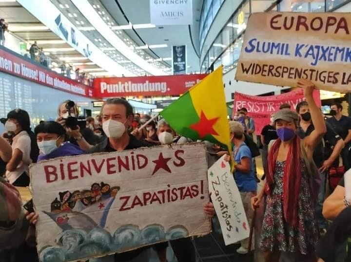 Gira Zapatista Vienna