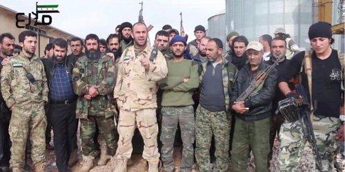 Gruppo FSA consegna pubblicamente la città di Mare alle Forze Democratiche Siriane(SDF), annunciando la propria intenzione ad aderirne
