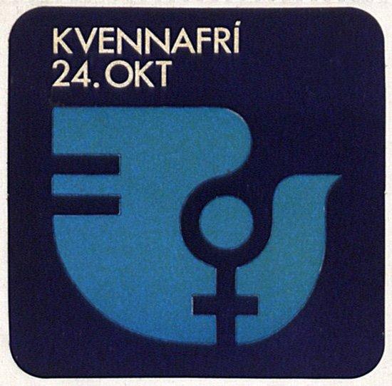 stiker protesta donne Islanda