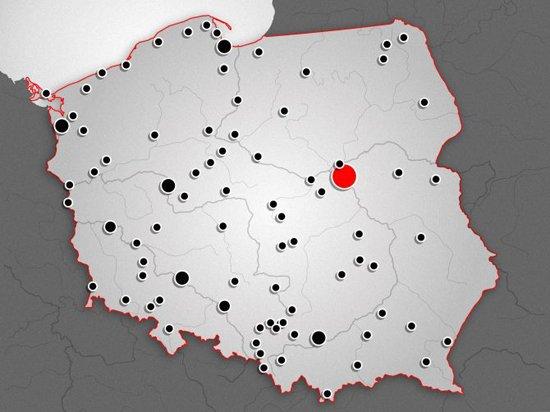 mappa proteste