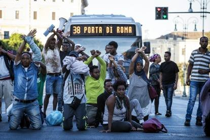 Report assemblea nazionale Abitare nella crisi — 17.09, Porto Fluviale occupato
