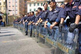Una settimana d ordinario ordine pubblico global project for Polizia di stato torino permesso di soggiorno