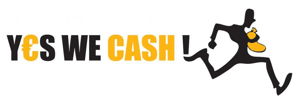 logo yes we cash