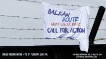 Balkan route, what can be done? Call for action!