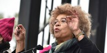 Il Discorso di Angela Davis alla Women's March a Washington