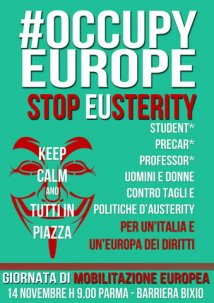 Parma  #OccupyEurope