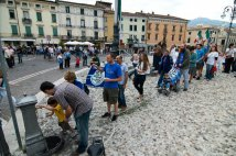 Schio - Flash Mob per l'Acqua bene comune