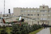Cecenia - Attacco al Parlamento