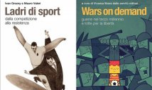 "17 giugno i Globalbooks ""Ladri di sport e Wars on demand"" a Sherwood:"