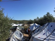Moria Camp, un confino per più di 13.000 persone