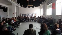Campagna OverTheFortress - Report assemblea nazionale
