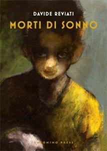 Morti di sonno: copertina del libro
