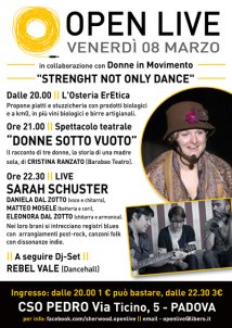 Padova - STRENGHT NOT ONLY DANCE!
