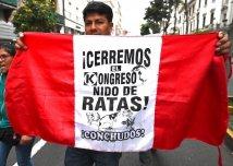 Perú: la lenta morte della politica