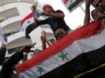 Siria - Le proteste
