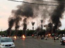 Libano - In piazza contro il carovita. Migliaia di persone in strada per chiedere la caduta del regime