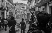 Ecuador - I movimenti indigeni fanno tremare il potere