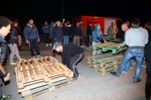 Gorino e le vergognose barricades