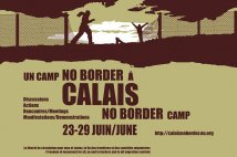 No bordercamp a Calais