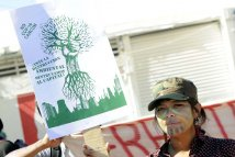 Cancun - Via Campesina Corteo