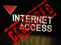 Internet censured