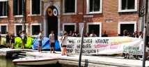 Venezia - We want Hamburg without G20