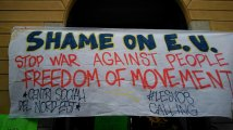 #EUshame - Occupation of the European Commission in Milan