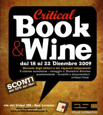 Critical Book & Wine 2009