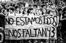 Ad Ayotzinapa Continua La Lotta Contro La Violenza Di Stato