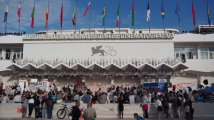 Climate activists from all over Europe are occupying the red carpet of the 76th Venice Film Festival