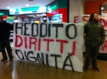 #Occupysunday Mestre - No alle aperture domenicali!