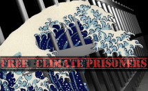 Stop the police warming! freedom for climate activists! Call for net action