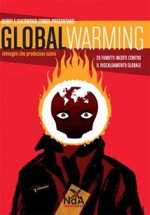 Global Warming - Copertina di Giuseppe Palumbo
