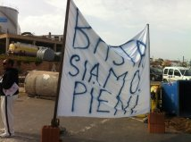 Welcome a Lampedusa - Report multimediale del 28 marzo 2011