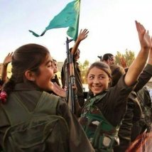 Take off for Kobane to be Kobane