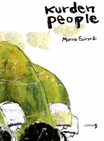 Kurden people: copertina del libro
